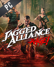 Jagged Alliance Rage