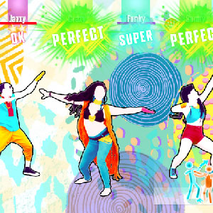 enjoy dancing to music with your friends