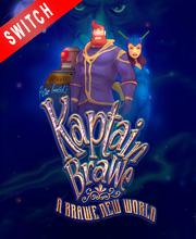 Kaptain Brawe A Brawe New World