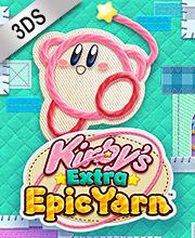Kirby und das extra magische Garn
