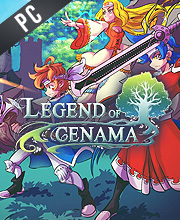 Legend of Cenama