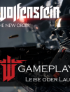 Wolfenstein: The New Order Leise oder Laut