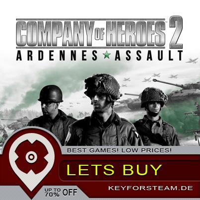 Wie findet man den besten Preis für Company of Heroes 2: Ardennes Assault?
