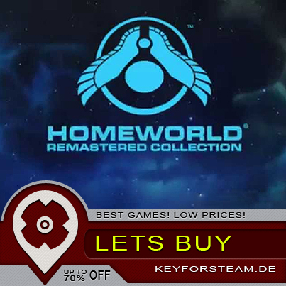 HOMEWORLD REMASTERED COLLECTION| CD KEY DOWNLOAD