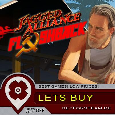 Wie findet man den besten Preis für Jagged Alliance Flashback?