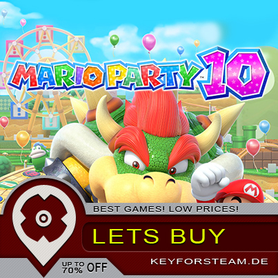 Mario Party 10 Wii U | CD Key kaufen?