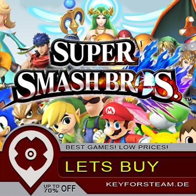 Wie findet man den besten Preis für Super Smash Bros. für Nintendo Wii U und DS?