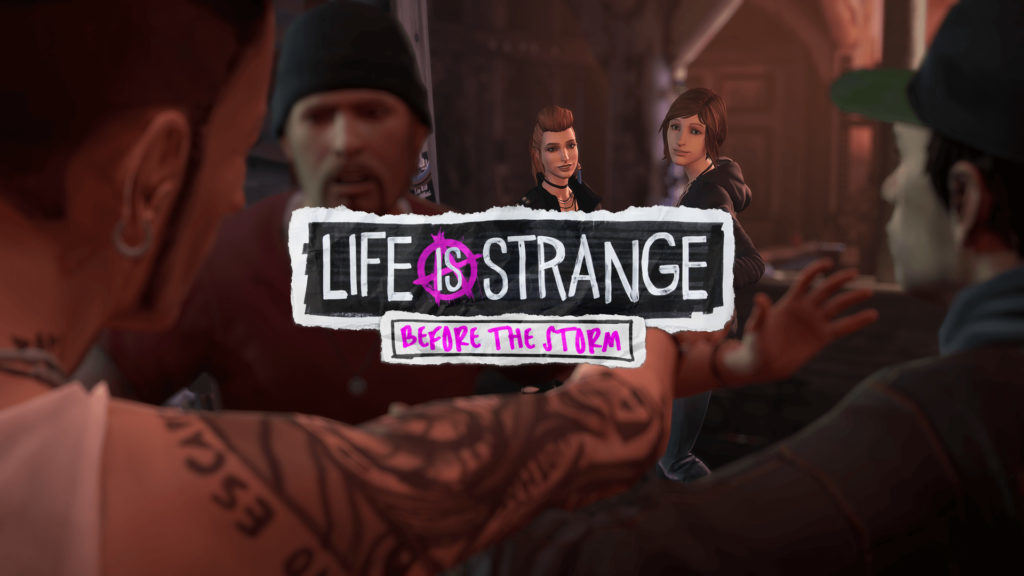 Life is Strange Before the Storm Story