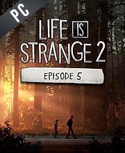 Life is Strange 2 Episode 5