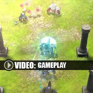 LOST SPHEAR Gameplay Video
