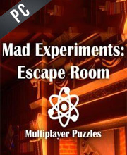Mad Experiments Escape Room