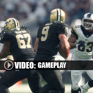 Buy Madden NFL 18 PS4 Gameplay Video