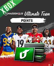 Madden NFL 20 MUT Punkte