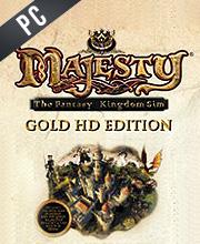 Majesty Gold