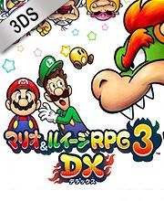 Mario & Luigi Abenteuer Bowser + Bowser Jr.s Reise