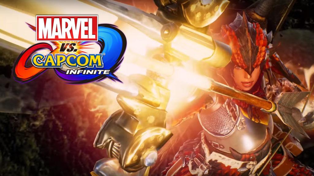 Marvel vs Capcom Infinite Monster Hunter DLC