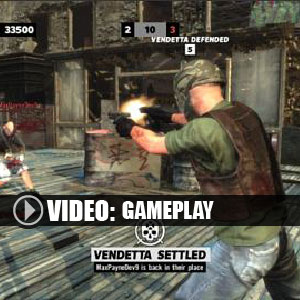 Max Payne 3 Gameplay Video