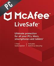 McAfee LiveSafe 2020