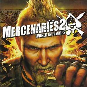 Mercenaries 2 World in Flames Key kaufen - Preisvergleich
