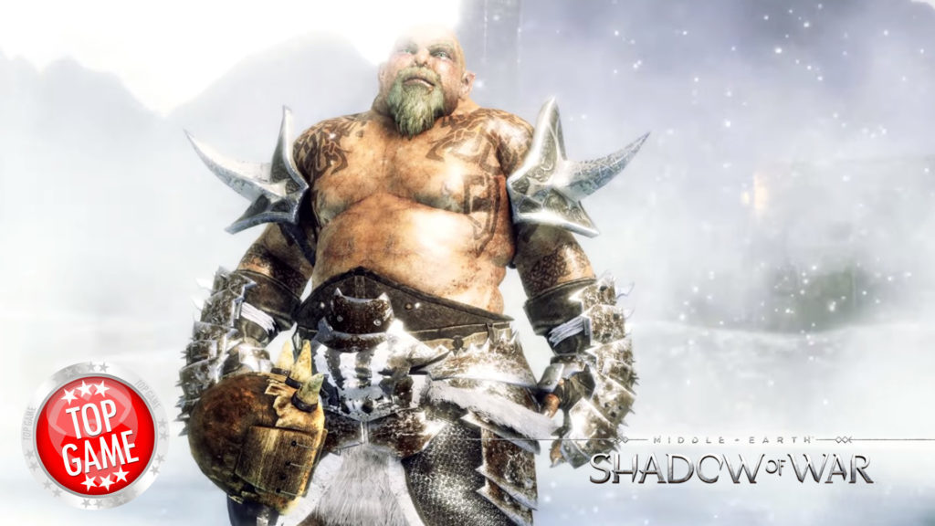 Middle Earth Shadow of War Forthog