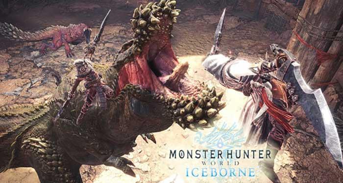 Monster Hunter World: Iceborne Crossover