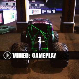 Monster Jam Crush It Gameplay Video