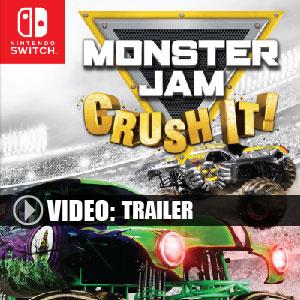 Kaufe Monster Jam Crush It Nintendo Switch Preisvergleich