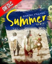 Monster Hunter Rise Kamura Village Summer Remix BGM
