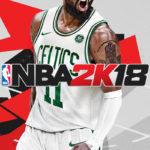 Neues NBA 2K18 Cover enthüllt mit Kyrie Irving im Celtics Trikot
