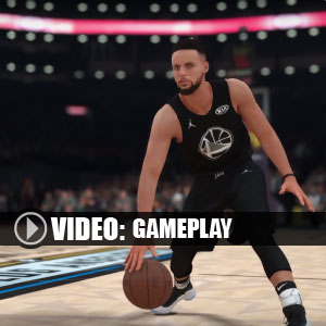 NBA 2K18 PS4 Gameplay Video
