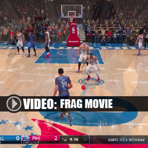 NBA Live 18 Xbox One Frag Movie