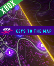 Need for Speed Heat Keys to the Map