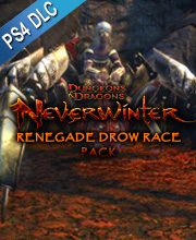 Neverwinter Renegade Drow Race Pack