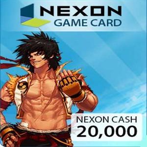 Nexon 20000 NXCash Punkte Gamecard Code kaufen - Preisvergleich