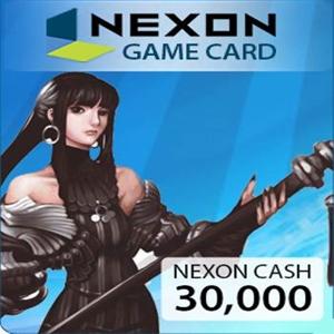 Nexon 30000 NXCash Punkte Gamecard Code kaufen - Preisvergleich