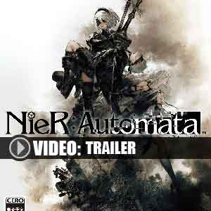 NieR Automata Video-Trailer
