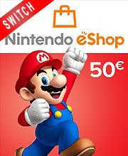 Nintendo eShop 50 Euro