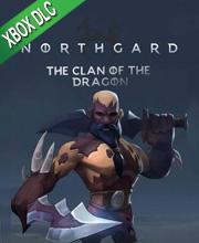 Northgard Nidhogg Clan of the Dragon
