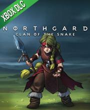 Northgard Svafnir Clan of the Snake