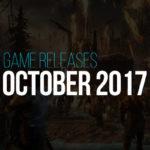 Spiele Release im Oktober 2017