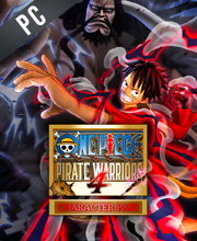 One Piece Pirate Warriors 4 Character Pass