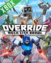 Override Mech City Brawl