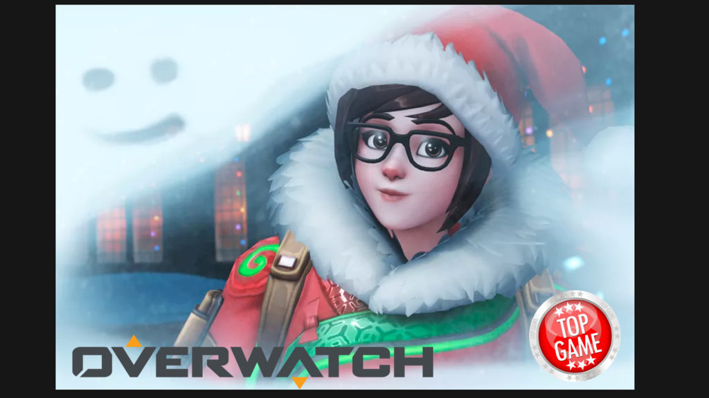 Overwatch Winter Wunderland 2017