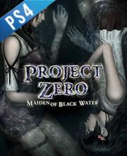 PROJECT ZERO MAIDEN OF BLACK WATER