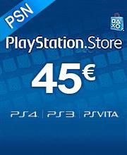 45 Euros