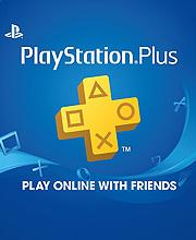 Playstation Plus Membership Gift Card