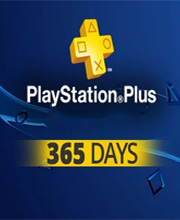 Playstation Plus 365 Tage PSN
