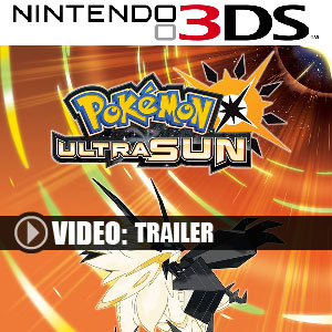 Pokemon Ultra Sun Nintendo 3DS Digital Download und Box Edition