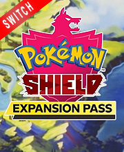 Pokémon Shield Expansion Pass