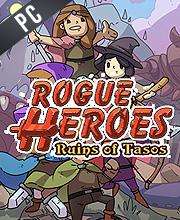Rogue Heroes Ruins of Tasos